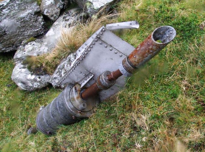 Nant Fach, Cwm Llafar - Lincoln, RF511