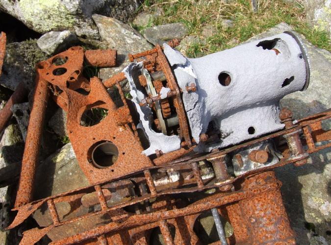Foel Fras - Anson, MG804