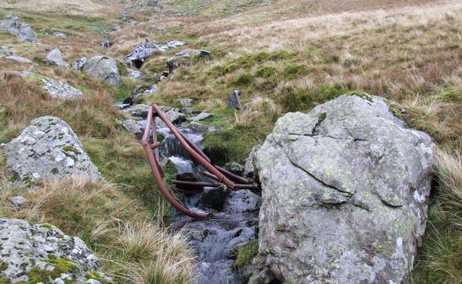 Cwm Llafar, Nant Fach - 20091108 - Lincoln, RF511, 15 Mar 1950 - 34