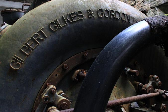 Turbine - Gilbert Gilkes & Gordon Ltd Kendal 1929