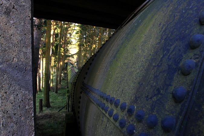 Maentwrog Pipeline