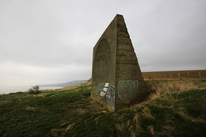 Acoustic Mirror, Abbot's Cliff