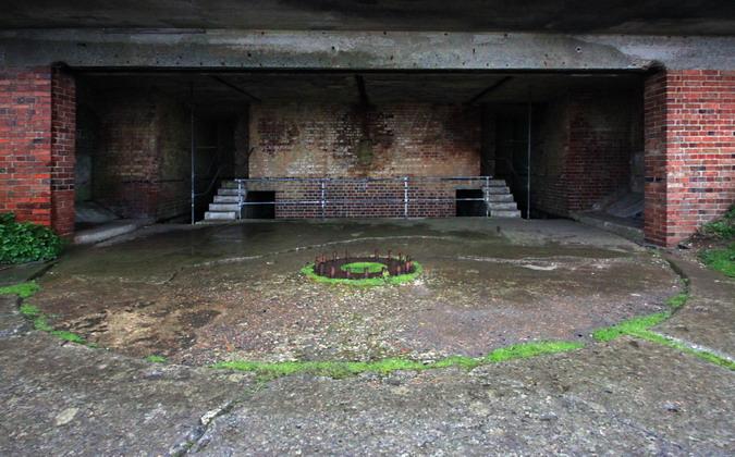 St Martin's Battery