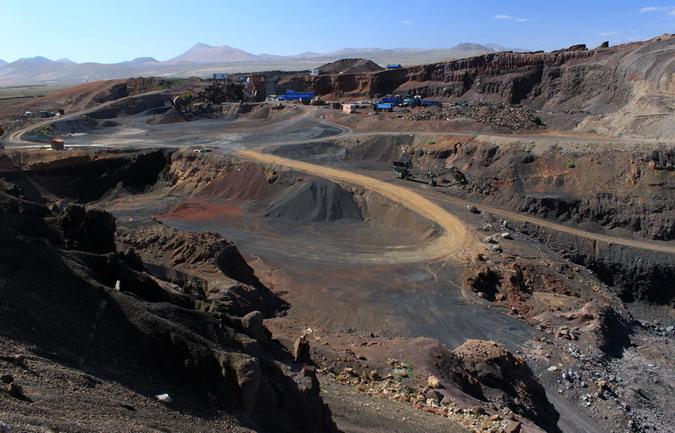 Quarry, Caldera Encantada