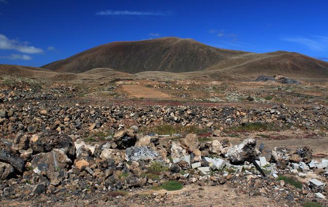 Bayuyo from Urbanización Fragoso, Corralejo