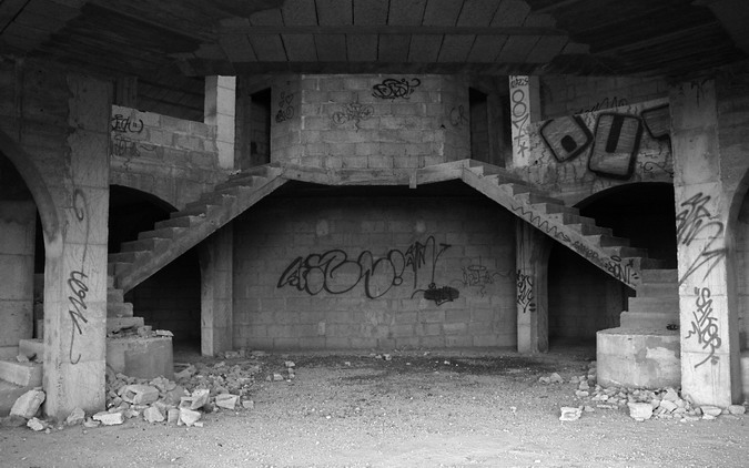Abandoned development, Parque Holandés