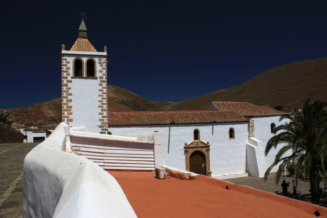 Iglesia Santa María, Betancuria