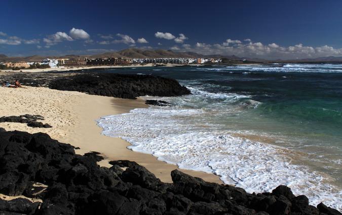 Playa La Concha, El Cotillo