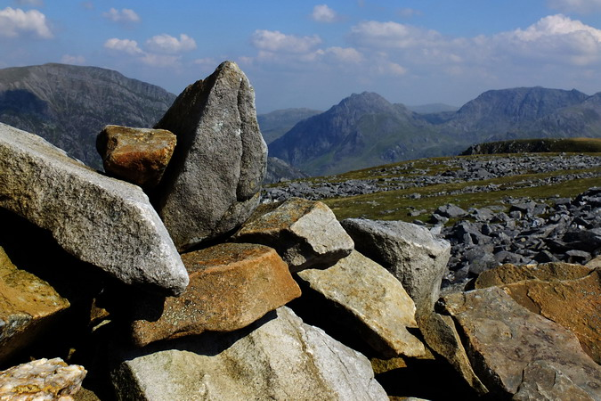 Looking towards Tryfan