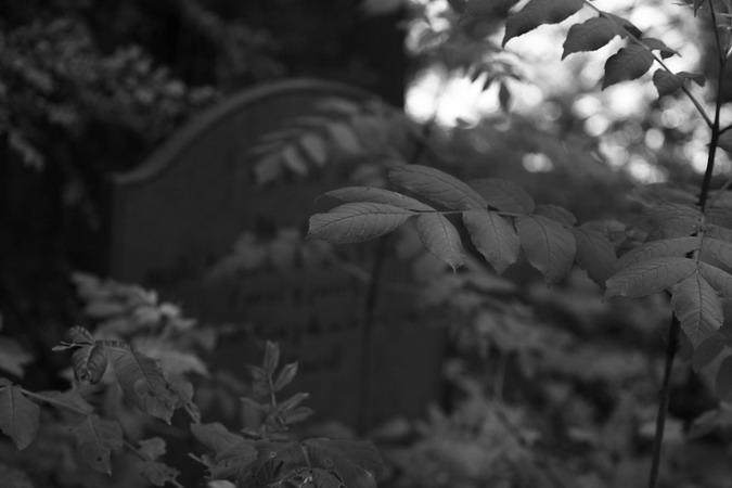 Tanysgafell Cemetery