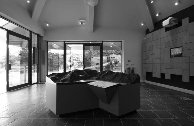 Interpretation room