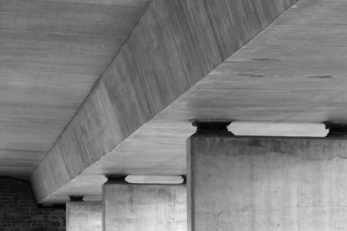 A55 Bridge, Pentre'r-felin