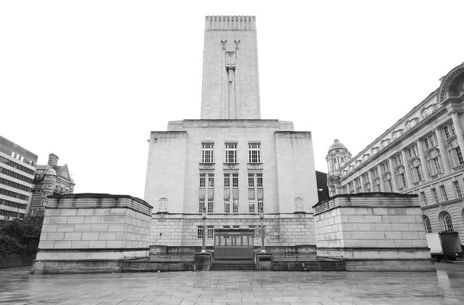 George's Dock Ventilation and Control Station