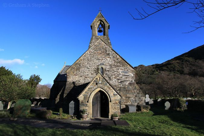 St Mary's Church, Beddgelert