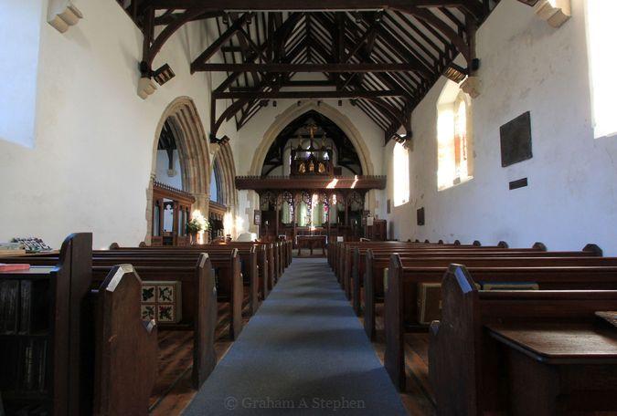 St Mary's Church, Beddgelert