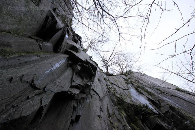 Hafod-y-wern Slate Quarry