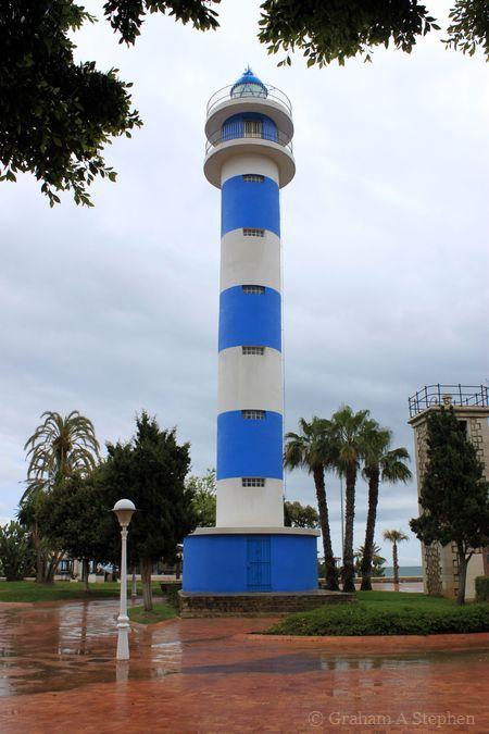 Lighthouse, Torre del Mar