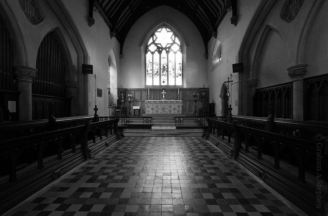Christ Church, Glanogwen, Bethesda