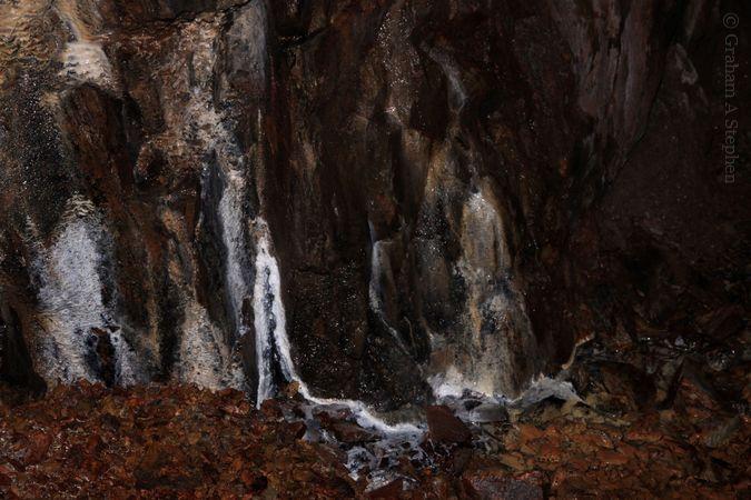 Garreg Fawr / Ystrad Iron Mines