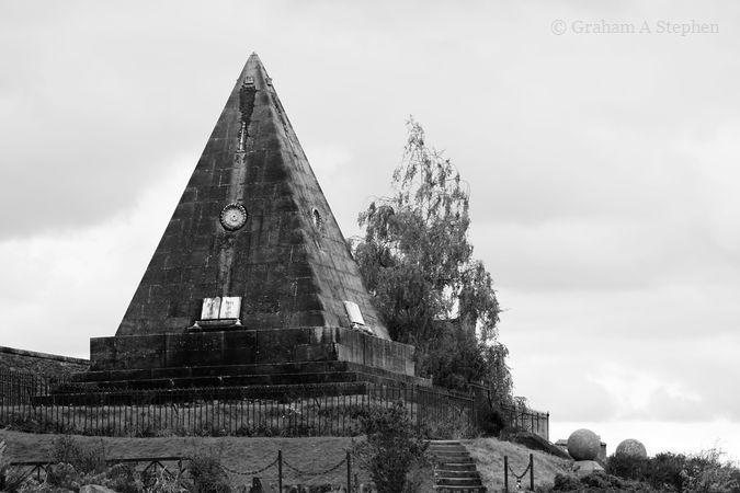 Star Pyramid, Drummond Pleasure Ground