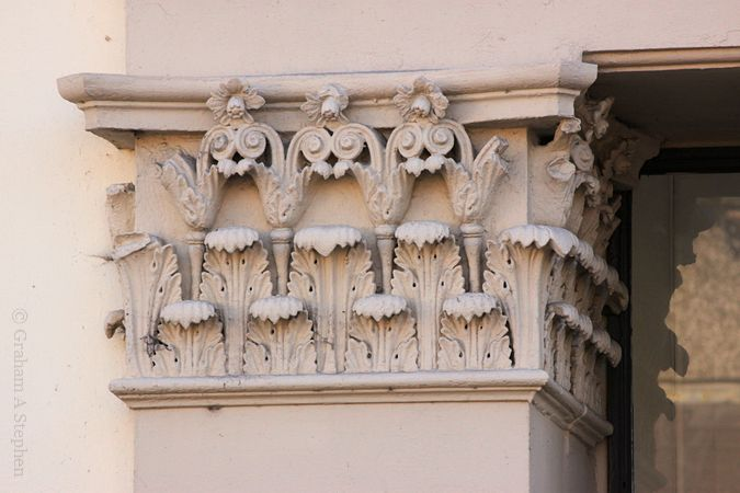 Detail, Corinthian capital