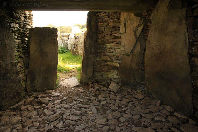 Capel Garmon Burial Chamber