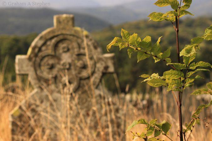 Capel Garmon Parish Church Cemetery