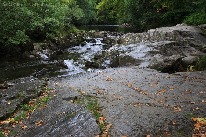 Pont-y-Pair Rock Cannon