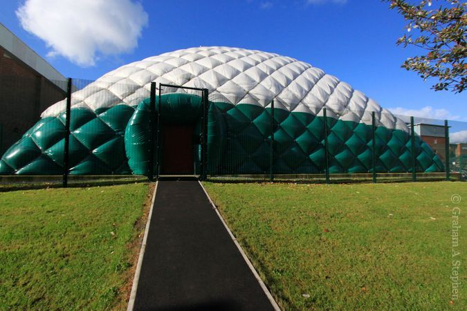 Sports Dome, Canolfan Brailsford