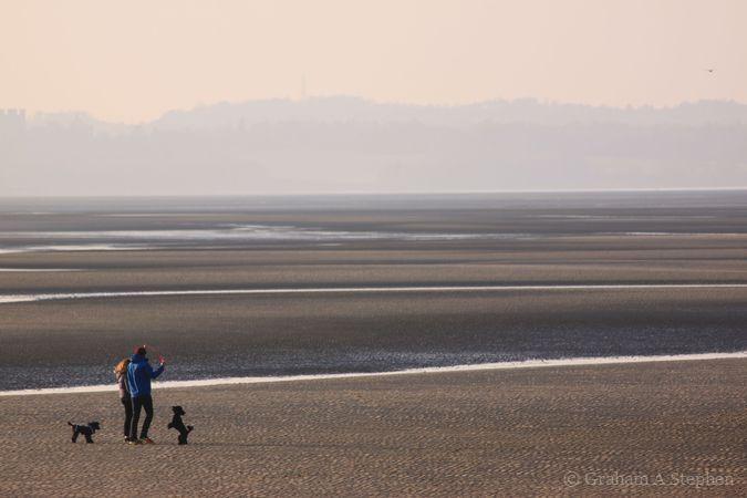 Llanfairfechan Beach