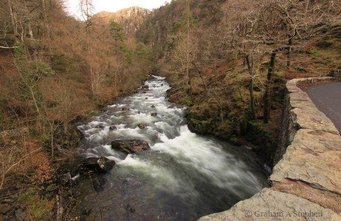 Afon Glaslyn, Pont Aberglaslyn