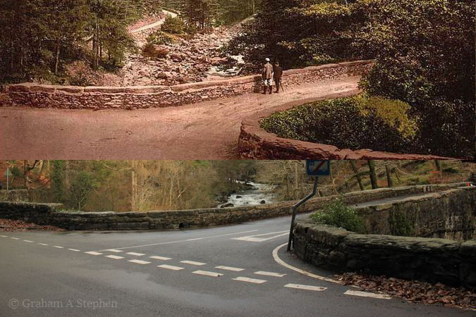 Aberglaslyn - Now and Then