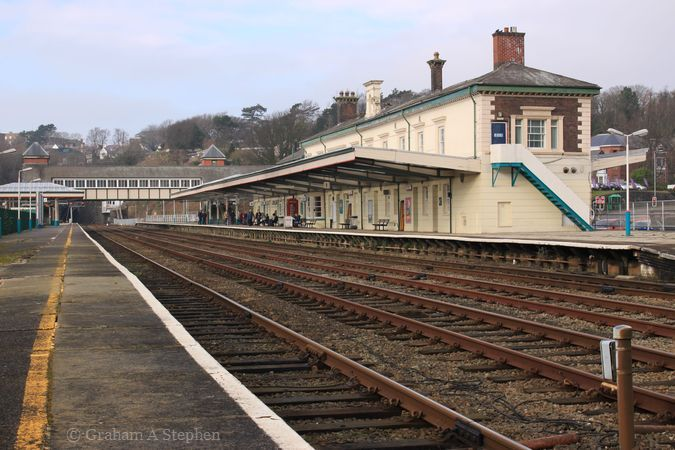 Bangor Station