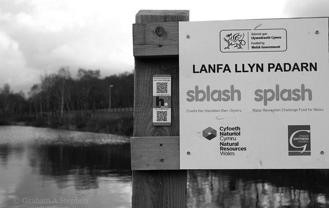 Lanfa Llyn Padarn (Lake Padarn Jetty)