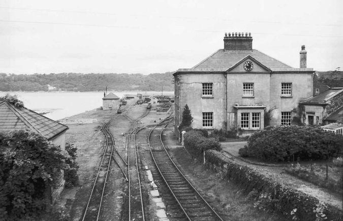 Port Penrhyn, 1961