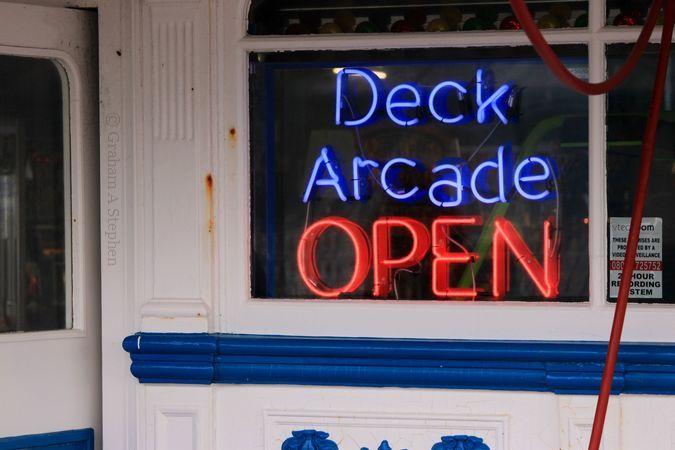 Deck Arcade