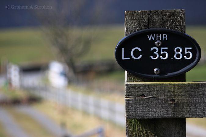 Snowdon Ranger Crossing, Welsh Highland Railway