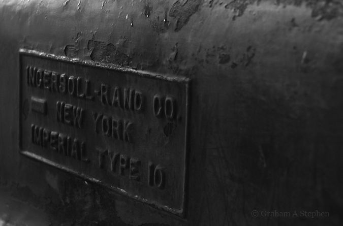 Compressor - 'Ingersoll-Rand Co - New York - Imperial Type 10'