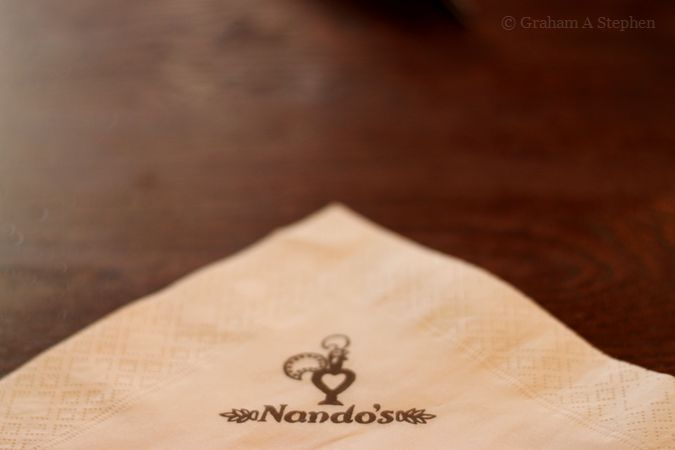Nando's, Queen Square, Liverpool