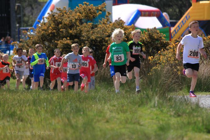 Junior races