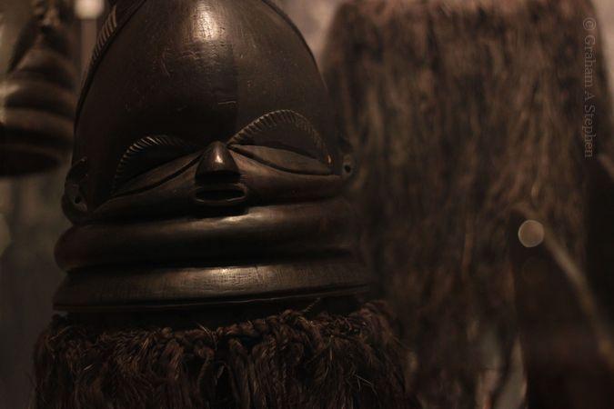Helmet mask, Sierra Leone, c1913