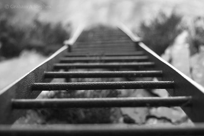 Ladder, Dinorwic Quarry
