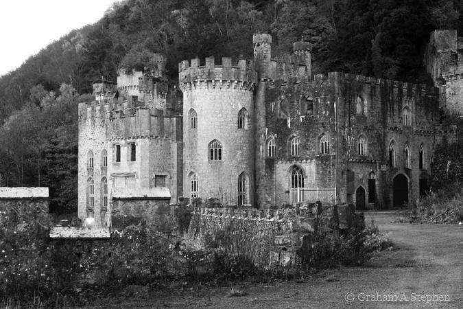 Gwrych Castle, November 2010