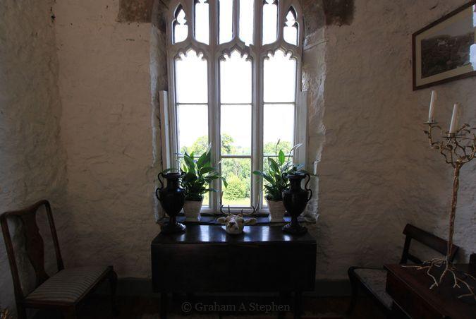 Restored Gardener's Tower