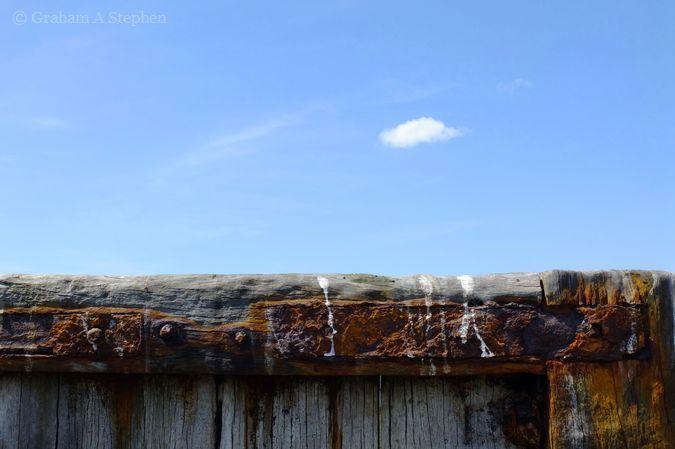 Former tidal door