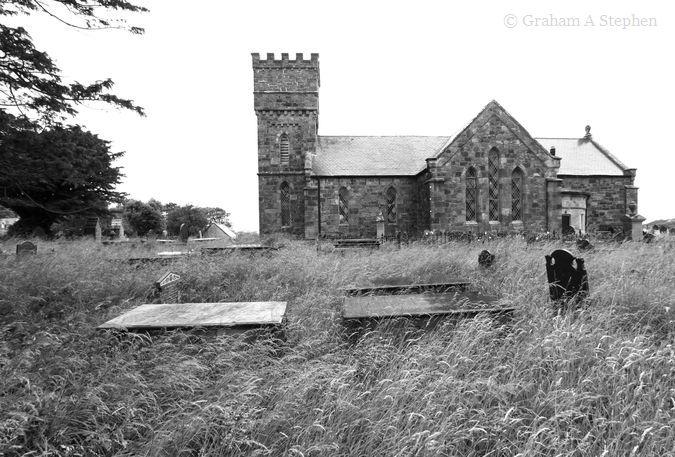St Nidan's Church, Brynsiencyn
