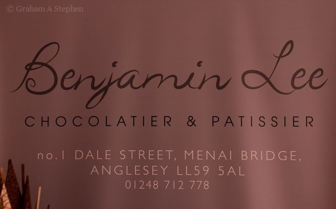 Benjamin Lee, Chocolatier