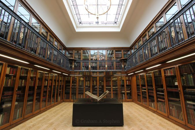 Oak Room, Liverpool Central Library