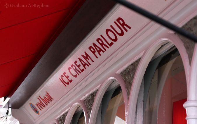 Red Boat Ice Cream Parlour