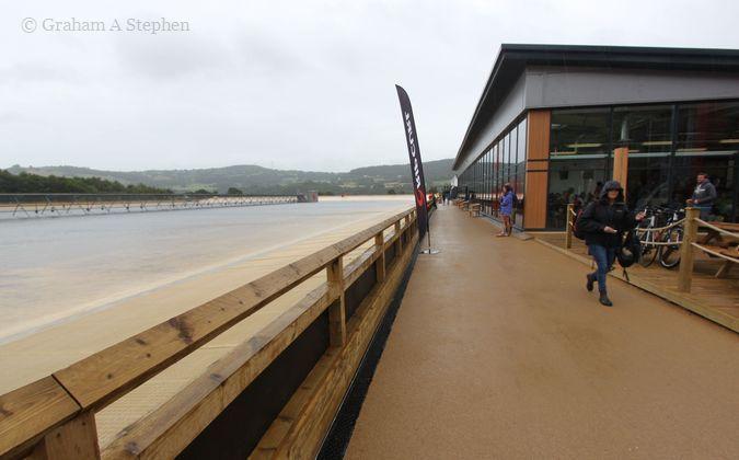 Surf Snowdonia café